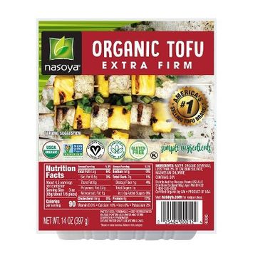 Nasoya Organic Extra Firm Tofu - 14oz