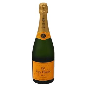 Veuve Clicquot Yellow Label Brut Champagne - 750ml Bottle