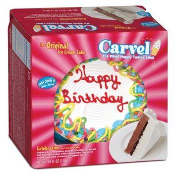 Carvel Round Ice Cream Frozen Cake - Confetti - 56 fl oz
