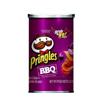 Pringles® Grab & Go BBQ
