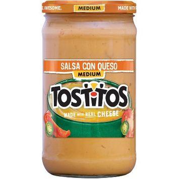 Tostitos Salsa Con Queso- 23 oz