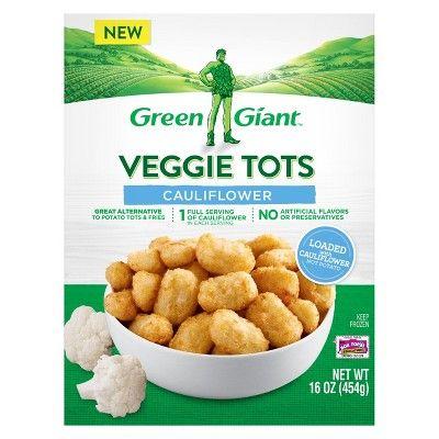 Green Giant Veggie Tots Frozen Cauliflower - 16oz