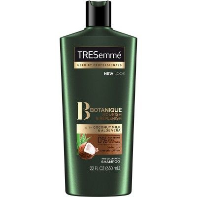 TRESemmé Botanique Nourish + Replenish With Coconut Milk & Aloe Vera Shampoo