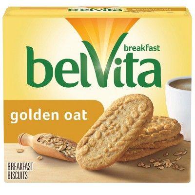 belVita Golden Oat Breakfast Biscuits - 5ct