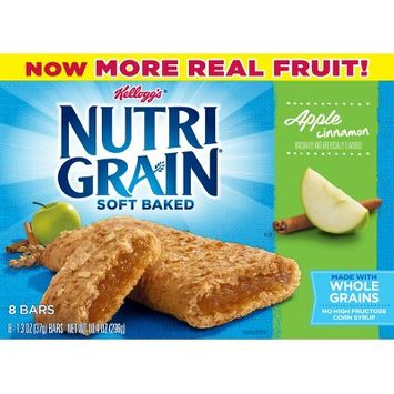 Nutri-Grain Apple Cinnamon Cereal Bars - 8ct - Kellogg's