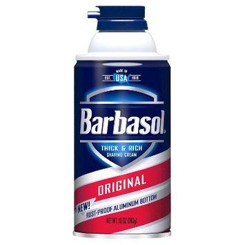 Barbasol Thick And Rich Original Shave Cream - 10oz