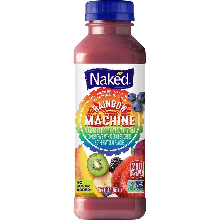 Naked Juice Rainbow Machine - 15.2 fl oz