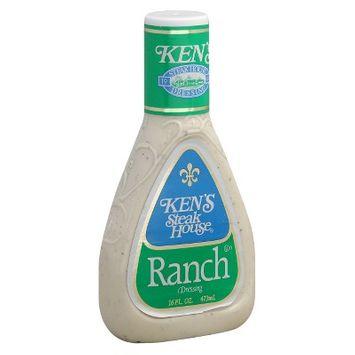Ken's Steak House Ranch Salad Dressing - 16 floz