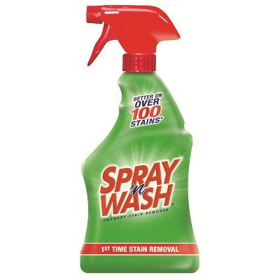 Resolve Spray 'n Wash Pre-Treat Stain Remover 22 oz