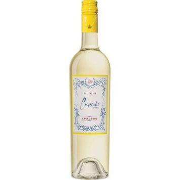 Cupcake Angel Food White Blend Wine - 750ml Bottle