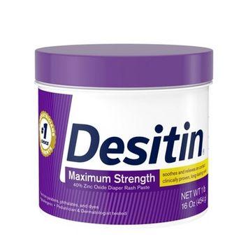 DESITIN® Maximum Strength Original Zinc Oxide Paste