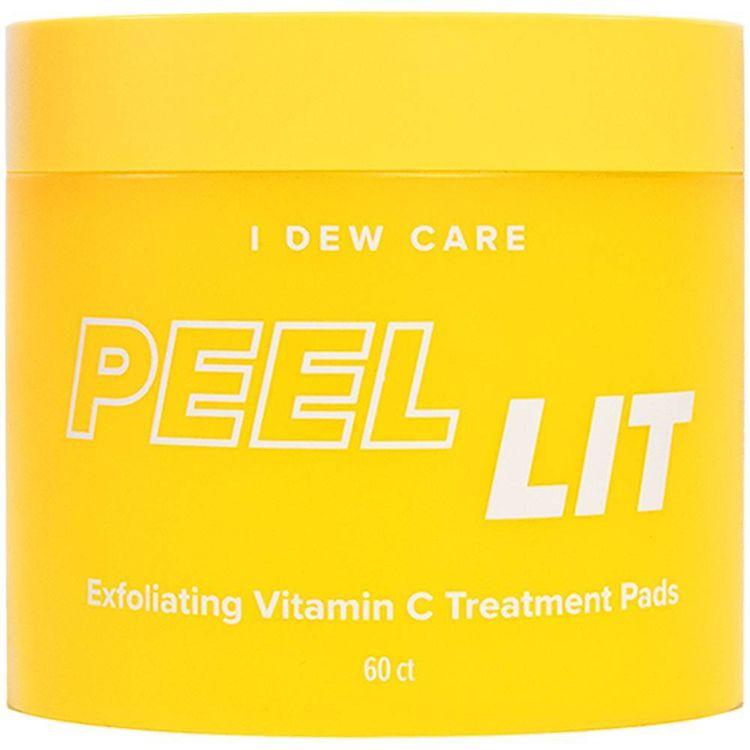 I DEW CARE Peel Lit Exfoliating Vitamin C Treatment Pads - 60ct