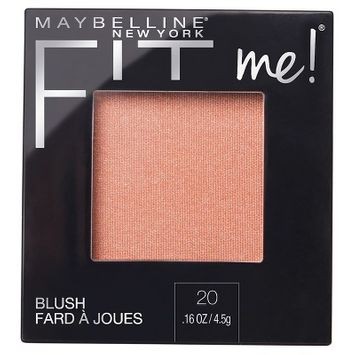 Maybelline FitMe Blush 20 Mauve - 0.16oz