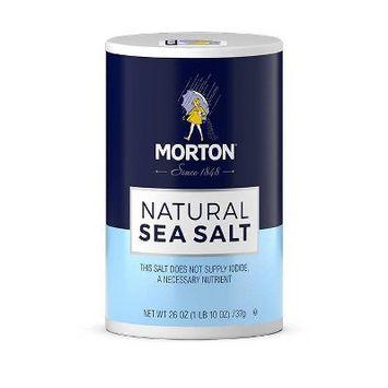 Morton All Purpose Sea Salt - 26oz