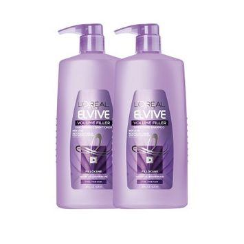 L'Oreal Paris Elvive Volume Filler Hair Care Collection