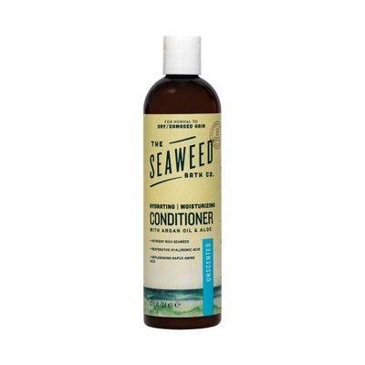 The Seaweed Bath Co. Natural Moisturizing Unscented Argan Conditioner - 12 fl oz