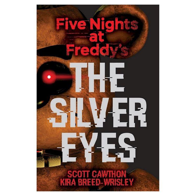 Silver Eyes (Paperback) (Scott Cawthon)