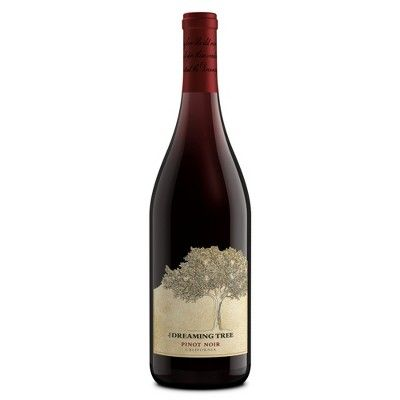 Dreaming Tree Pinot Noir Red Wine - 750ml Bottle