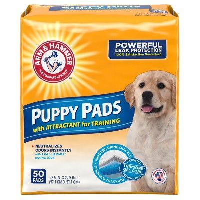 ARM & HAMMER Puppy Pads