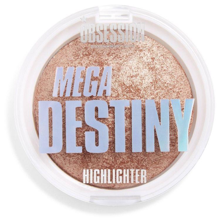 Makeup Obsession Mega Destiny Highlighter - 0.26oz