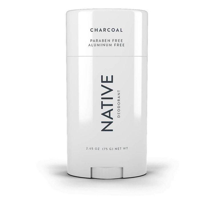 Native Charcoal Deodorant - 2.65oz - Female Set