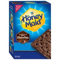 Honey Maid Chocolate Graham Crackers - 14.4oz