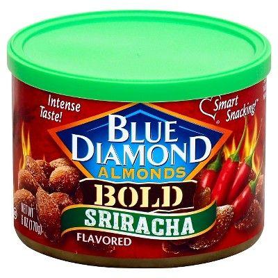 Blue Diamond Bold Sriracha Almonds - 6oz