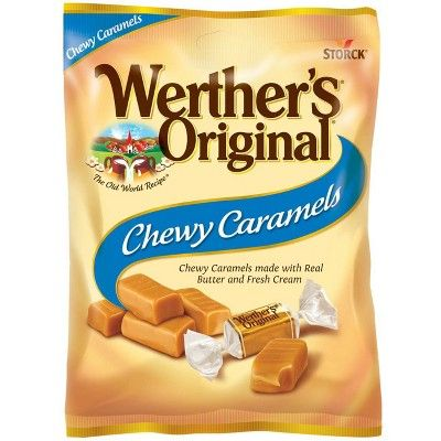Werther's Original Chewy Caramels - 5oz
