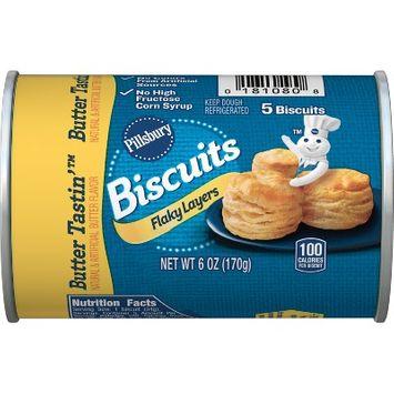 Pillsbury Grands! Jr. Golden Layers Butter Tastin' - 6oz/5ct