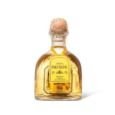 Patrón Anejo Tequila - 750ml Bottle