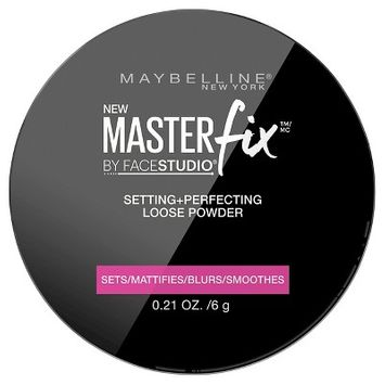 Maybelline Facestudio Master Fix Setting + Perfecting Loose Powder 10 Translucent 0.21oz