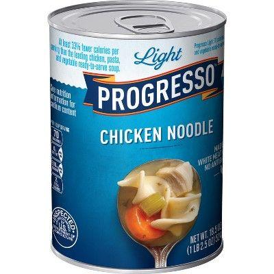 Progresso Light Chicken Noodle Soup 18.5 oz