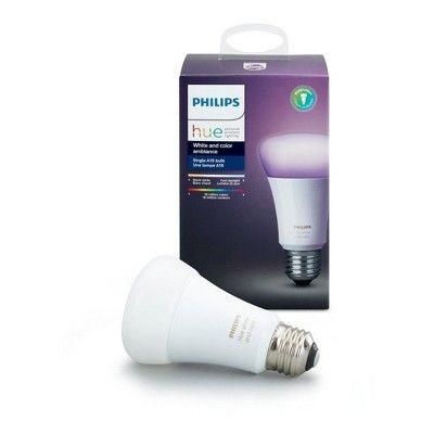 Philips Hue A19 60W Smart LED Bulb