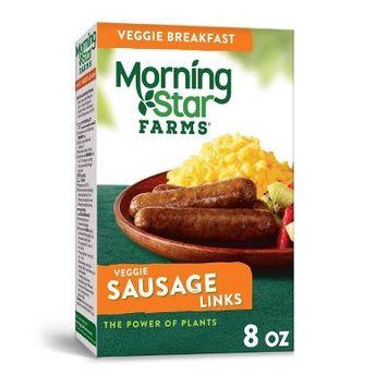 Morningstar Farms® Veggie Breakfast Sausage Links