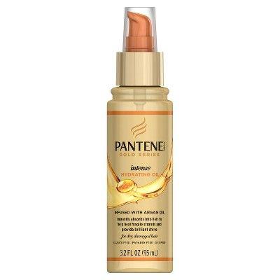 Pantene PRO-V Gold Series Intense Hydrating Oil - 3.2 fl oz