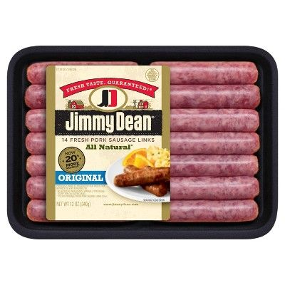Jimmy Dean Fresh Sausage Links - 14ct/12oz