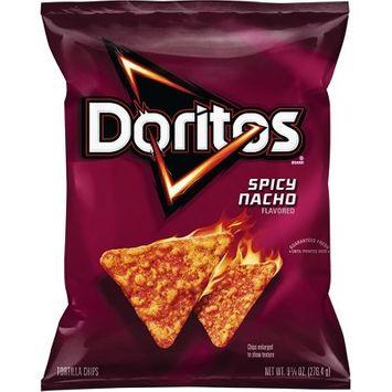 Doritos Spicy Nacho Chips - 10.5oz