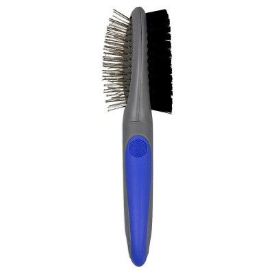 Up & Up Combo Brush Dog Grooming Tool - Up&Up
