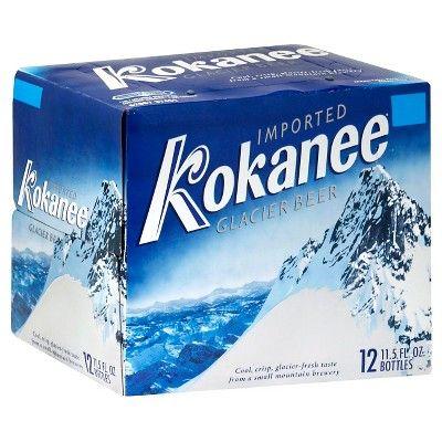 Kokanee Beer - 12pk/11.Bottles