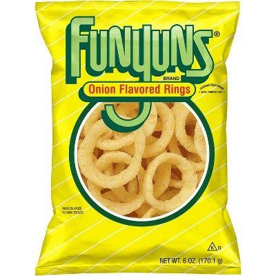 Funyuns Onion Flavored Rings - 6.5oz
