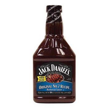 Jack Daniel's Original No. 7 Recipe Barbecue Sauce - 28oz