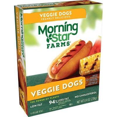 MorningStar Farms® Veggie Dogs