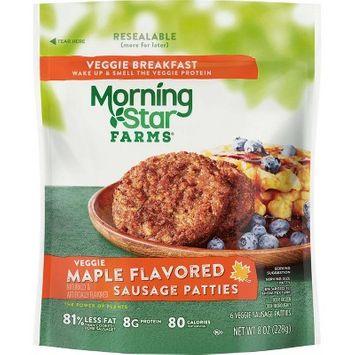 MorningStar Farms® Maple Flavored Sausage Patties