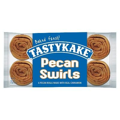 Tastykake Pecan Swirls 6oz