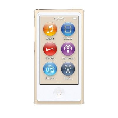 Apple® iPod Nano 16GB - Gold