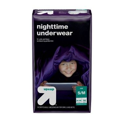 Nighttime Underpants for Boys and Girls (Select Size) - Up&Up™