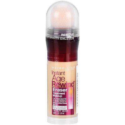 Maybelline Instant Age Rewind Eraser Treatment Makeup - 130 Buff Beige - 0.68 fl oz