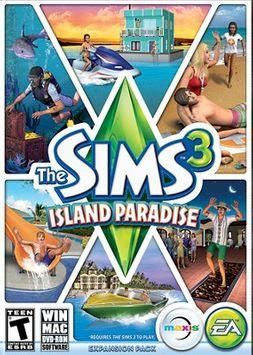 The Sims 3: Island Paradise - PC Game (Digital)