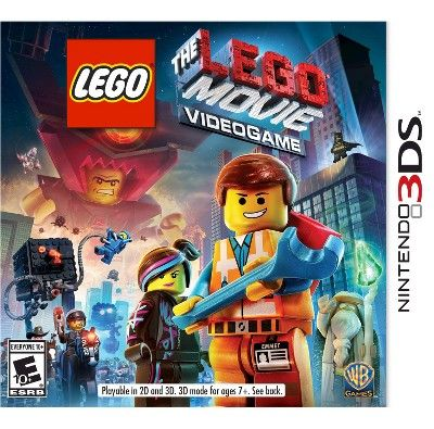 The LEGO® Movie Videogame Nintendo 3DS