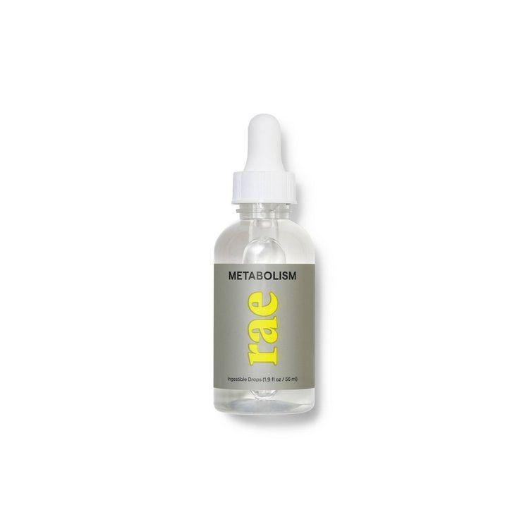 Rae Metabolism Ingestible Drops - 1.9 fl oz, Adult Unisex